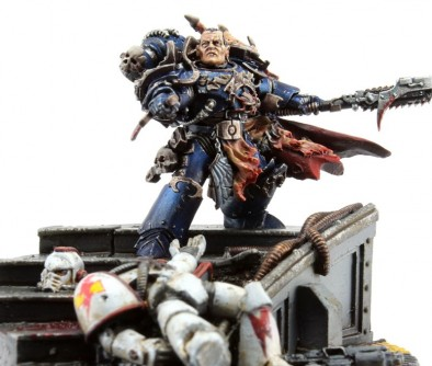SEVATAR, FIRST CAPTAIN OF THE NIGHT LORDS #5