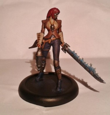 Sonnia (Painted)