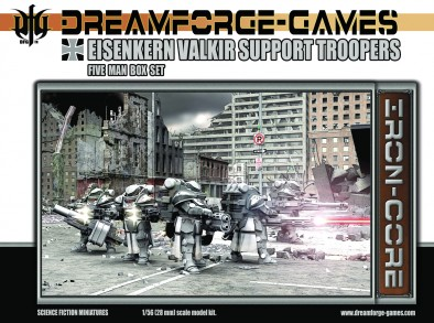 Valkir Support Troopers