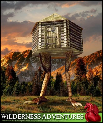 Wilderness Adventure Baba Yaga's Hut