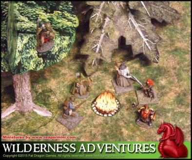 Wilderness Adventure Woodlands Set