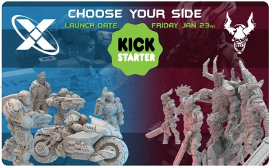 X-Terra and Demon Previews