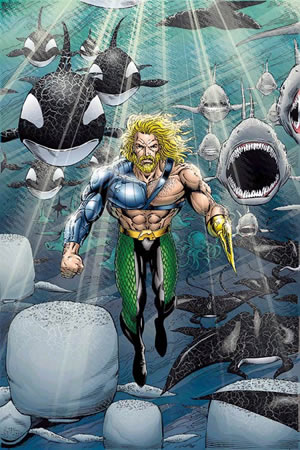 Aquaman Ocean Army (DC Comics)
