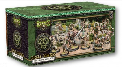 All In One Army Box - Circle Orboros