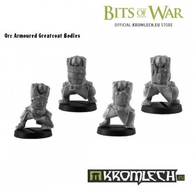 Armoured Greatcoat Bodies