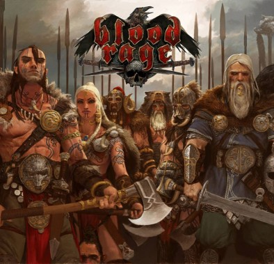 Blood Rage (Cover)