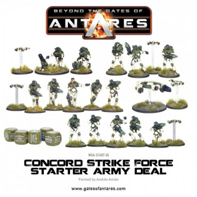 Concord Strike Force Army Deal