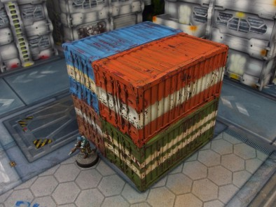 Containers (Stacked)