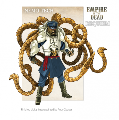 Empire of the Dead Nemo-Tech