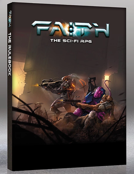 Sci-Fi RPG Faith Does Away with Pen and Paper! – OnTableTop