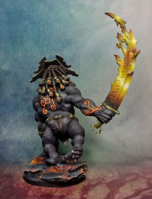 Fire Giant (Rear)