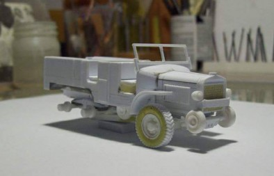 French Laffly S20 TL Truck