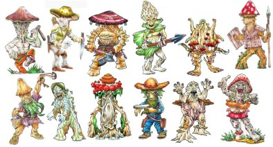 Fungifolk Overview
