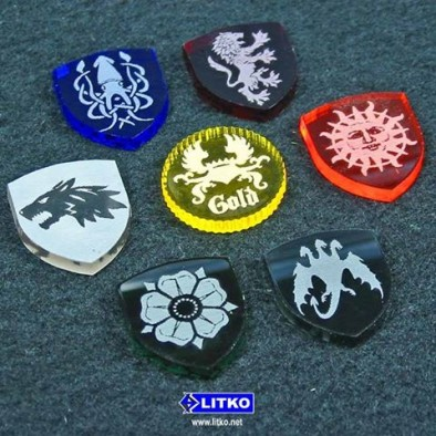 Game of Thrones Counters