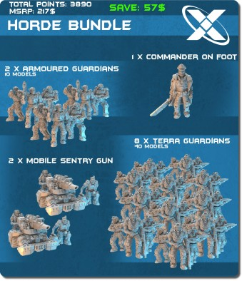 Horde Bundle