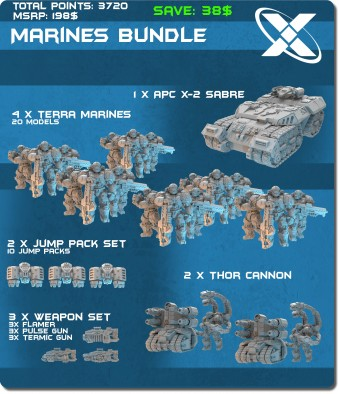 Marines Bundle