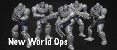 New World Ops