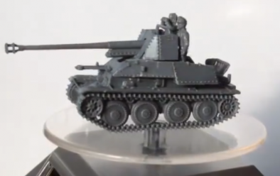 Panzer 38t Side