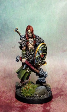 Serpent Clan Warrior