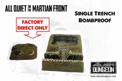 Single Trench Bombproof