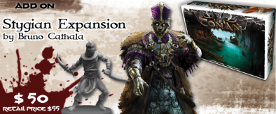 Stygian Expansion
