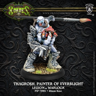 Thagrosh Painter of Everblight