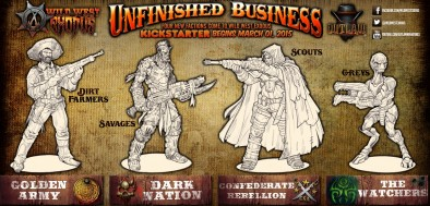 Unfinished Business Characters