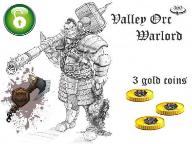 Valley Orc Warlord