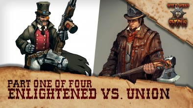 WWX Demo Game: Union VS Enlightened Part One!