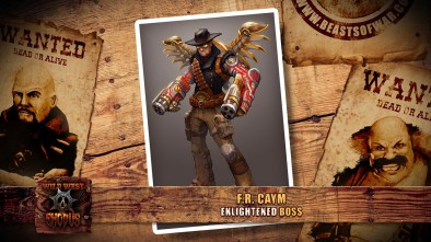 Wild West Exodus Faction Chat: The Enlightened F.R. Caym