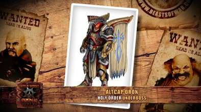 Wild West Exodus Faction Chats: Holy Order Altcap Oron