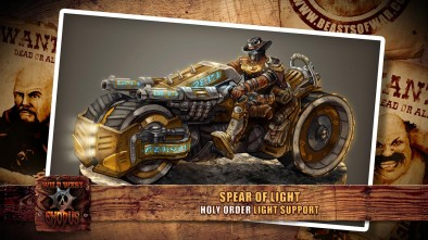 Wild West Exodus Faction Chats: Holy Order Spear of Light