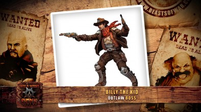 Wild West Exodus Faction Chat: Outlaw Billy the Kid