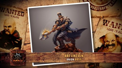 Wild West Exodus Faction Chats: The Union Abe Lincoln