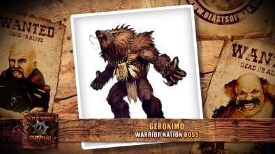 Wild West Exodus Faction Chats: Warrior Nation Geronimo