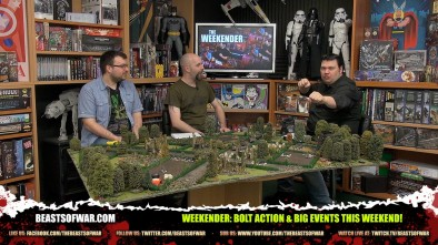 Weekender: Bolt Action & Big Events This Weekend!