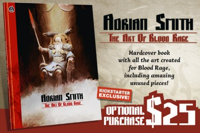 Adrian Smith Art Book