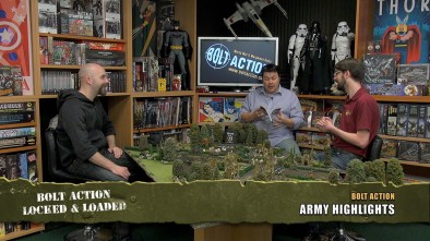 Bolt Action Locked & Loaded: Army Highlights