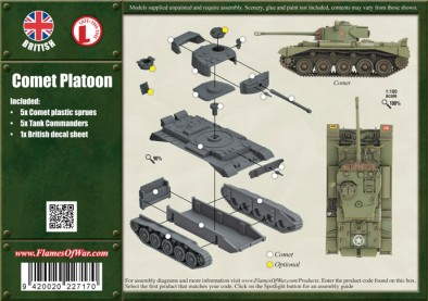 Comet Platoon (Assembly)