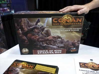 Conan Rise of Monsters - Circle of Iron