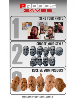 Design Your Own Head