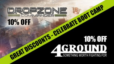 Discounts - Dropzone Bootcamp