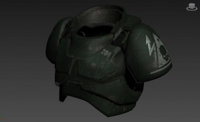 Imperial Guard Armour