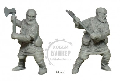 Jarl With Axe