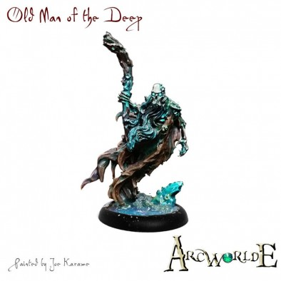 Old Man Of The Deep