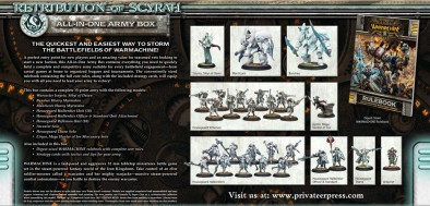 Retribution All-In-One Army Box (Contents)