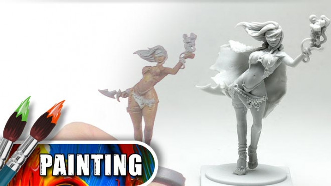 Skin Tone Tutorials: How To Paint African Skin Part One