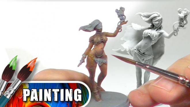 Skin Tone Tutorials: How To Paint African Skin Part Two