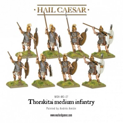 Thorakitai Medium Infantry