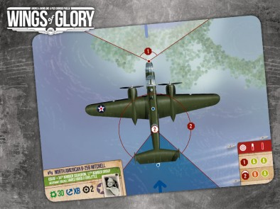Wings of Glory Plane Card